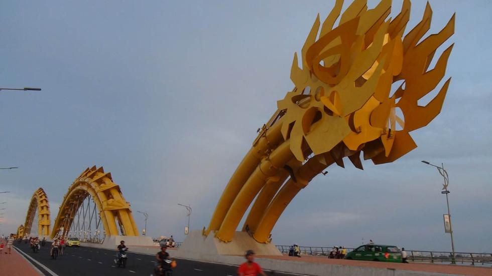 Dragon Bridge, Vietnam