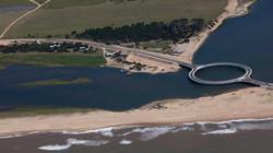 Circular Laguna Garzon, Uruguay