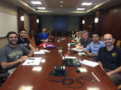 Transportation Group Meeting - 2017