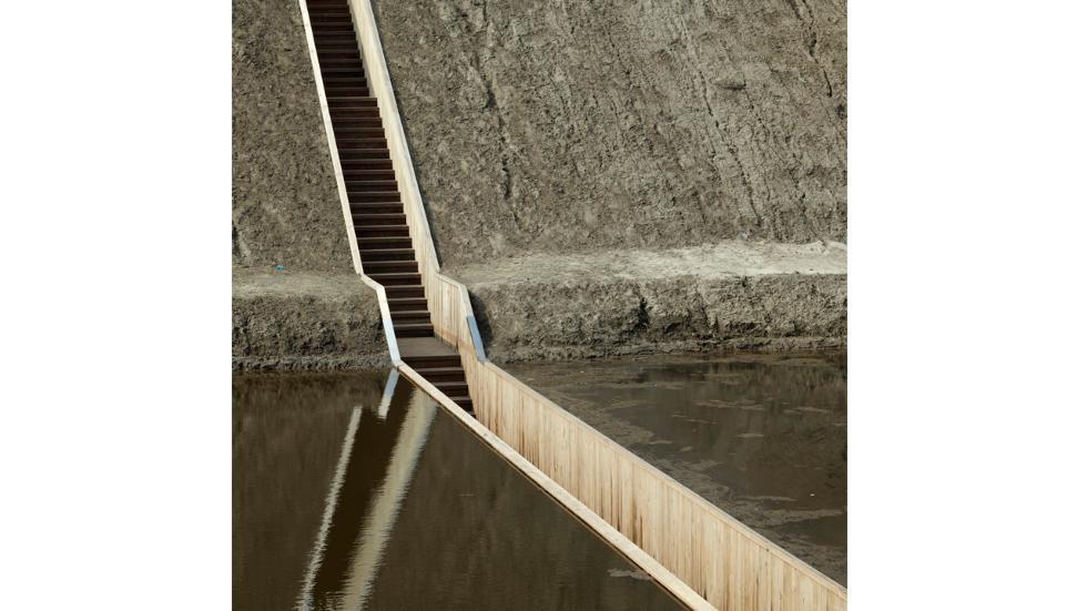 Moses Bridge, Netherlands
