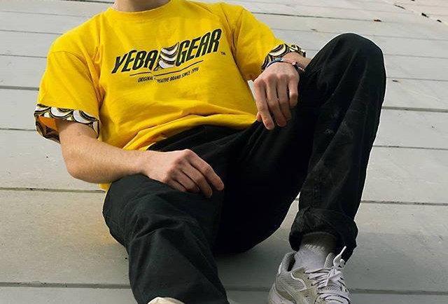 T-Wax  jaune by Yeba