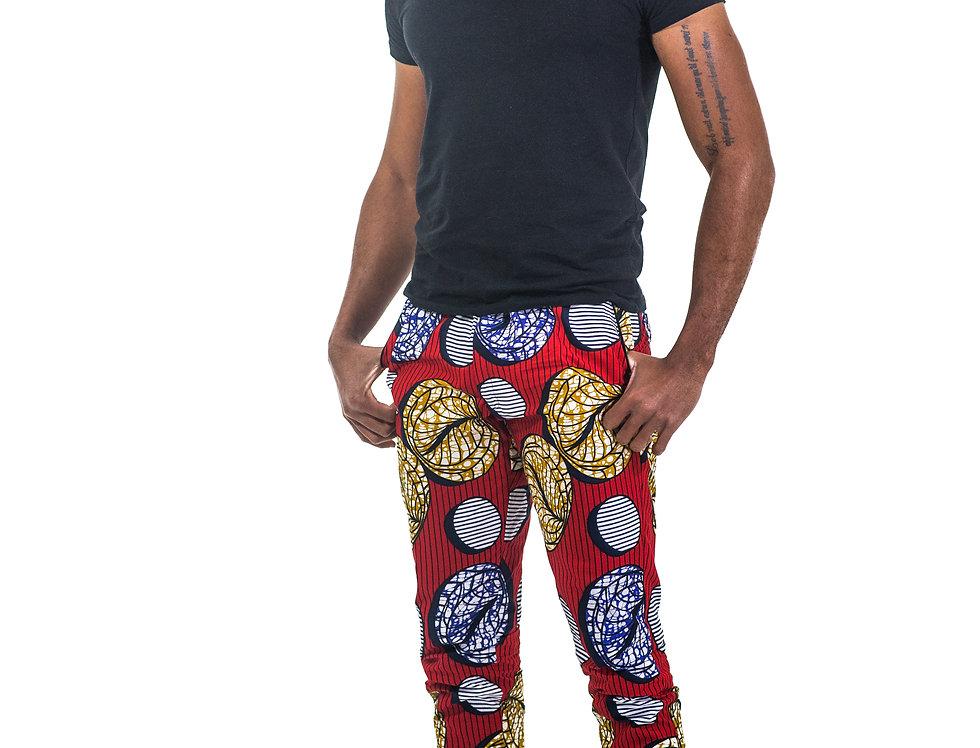Pantalon en Wax (H)