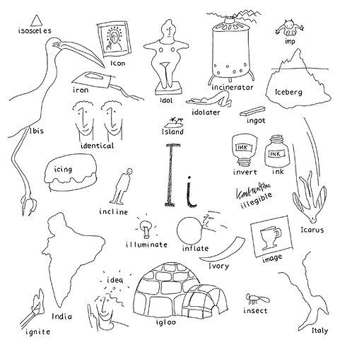 Alphabet of Things I
