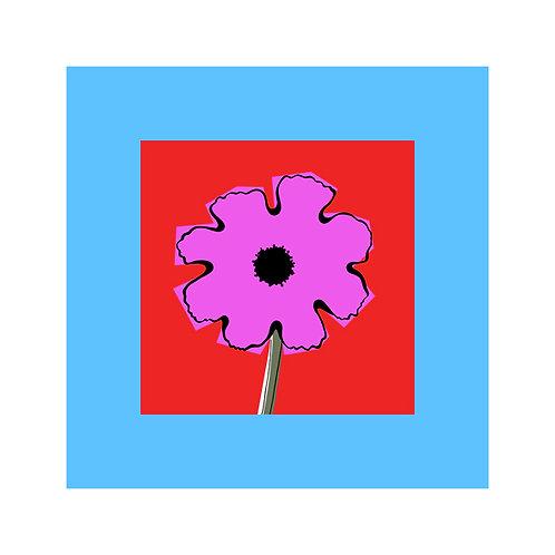 Flowerhead Mauve