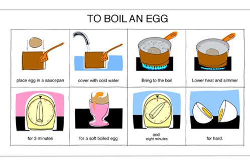 Boil an Egg