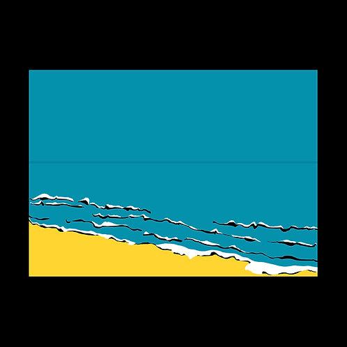 Sea POSTCARD