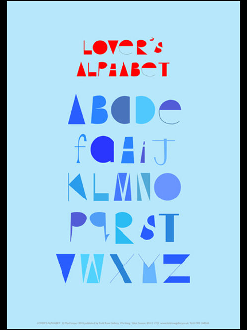 Lover's Alphabet