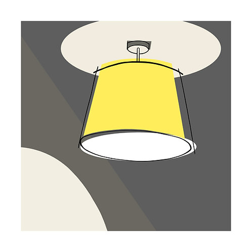 Hall Light Yellow