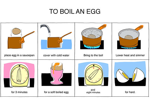 To Boil an Egg