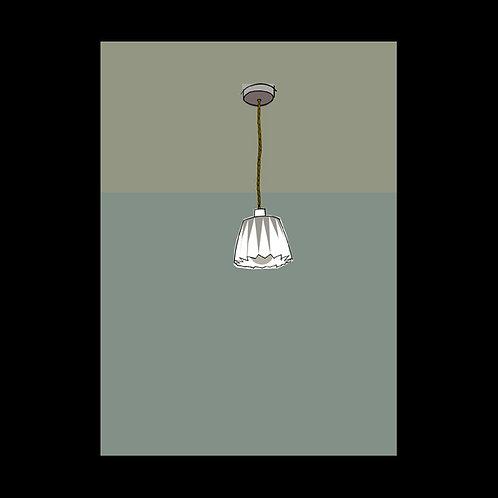 Bedroom Light POSTCARD