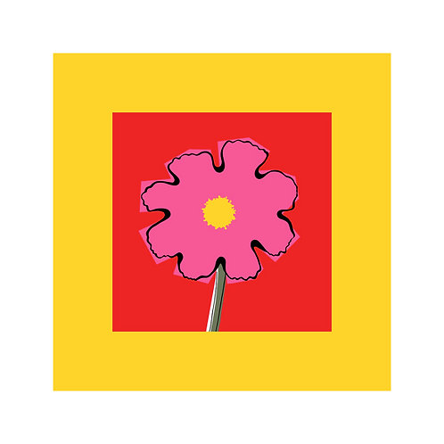 Flowerhead Pink