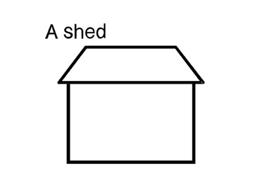 A Shed