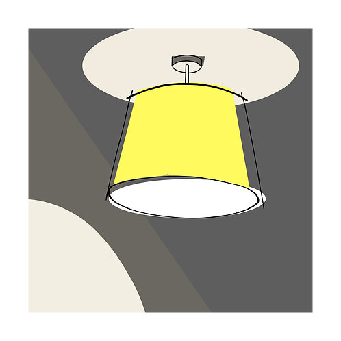 Hall Light Yellow