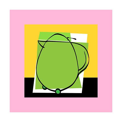 Coffee Pot Square