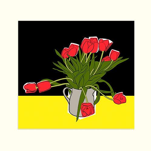 Sunday Tulips