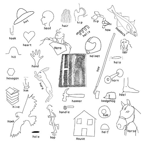 Alphabet of Things H