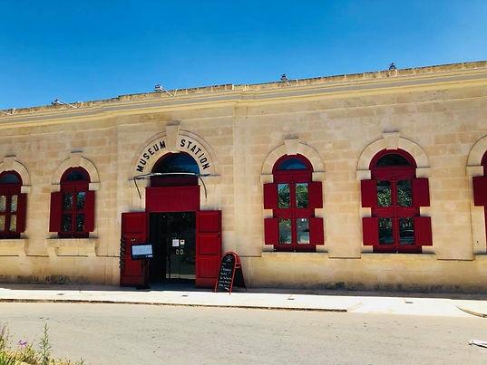 Stazzjon Bar & Kitchen - Old Railway Station Museum