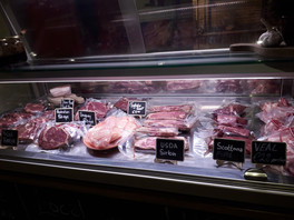 Meat Display