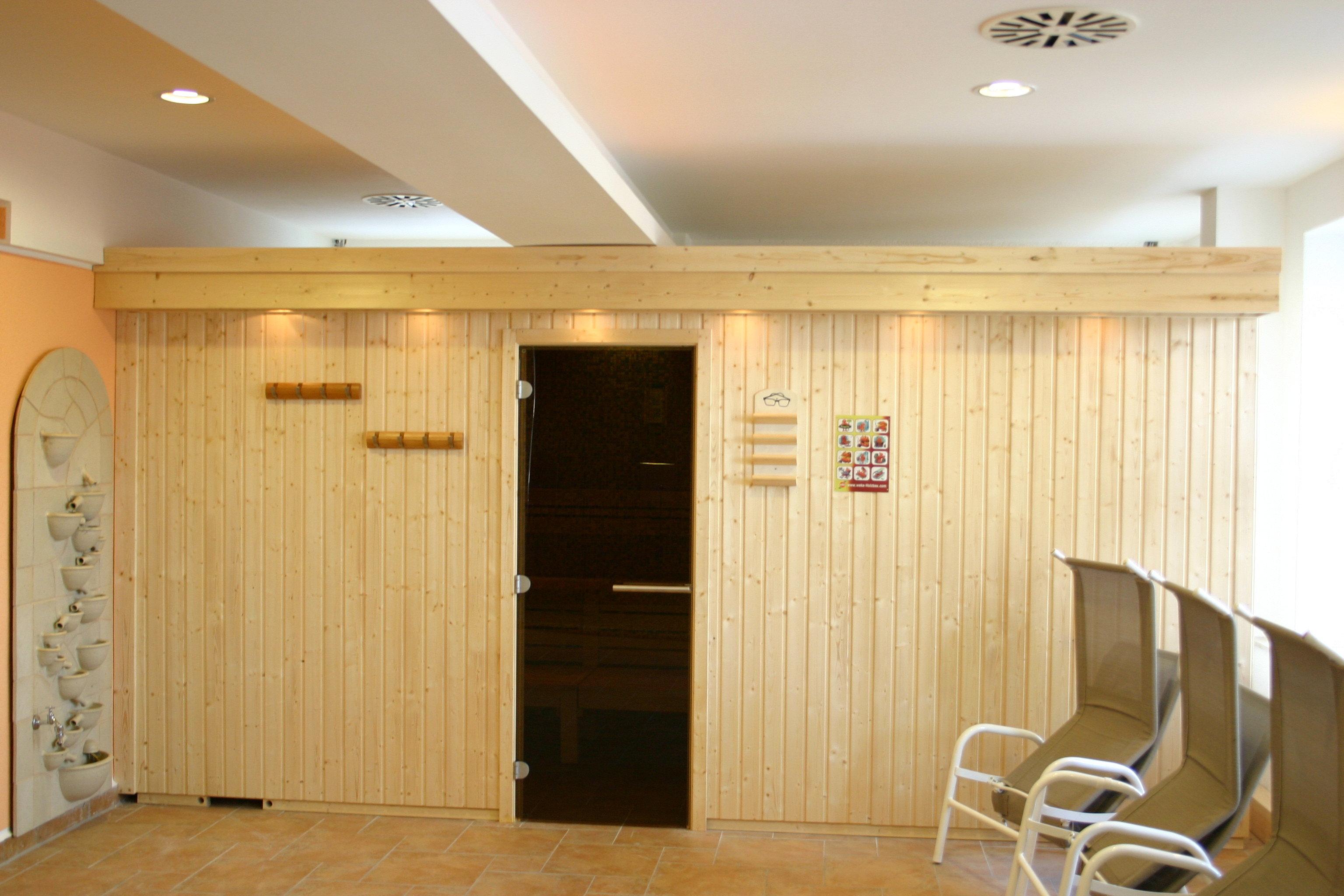 Gewerbliche Sauna 1