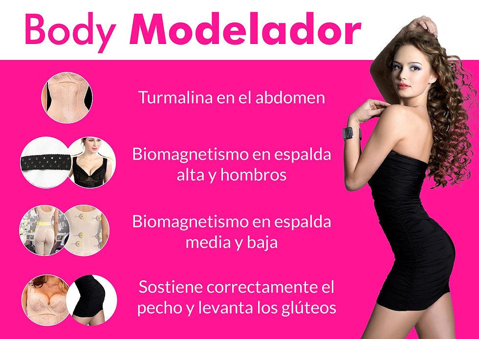 Body Modelador Diapositivas agosto 2019