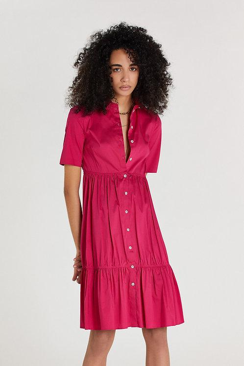 Patrizia Pepe Midi Shirt Dress
