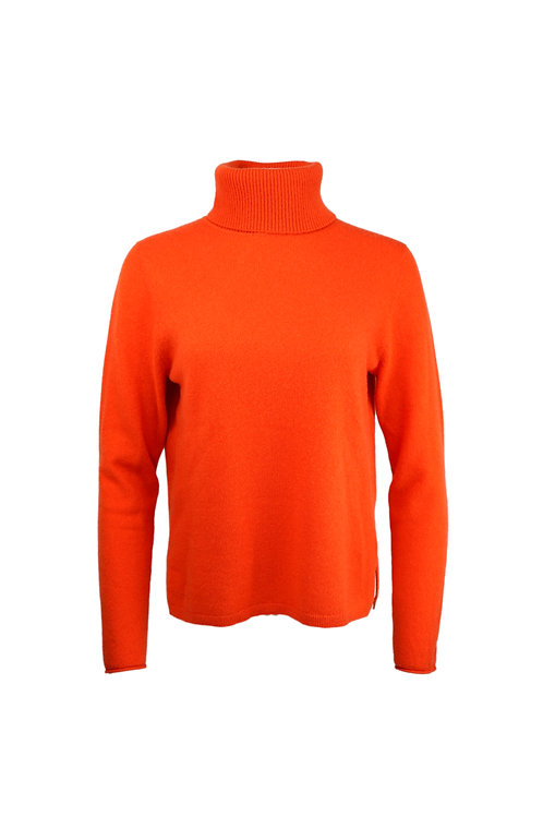 Not Shy Polo Neck Cashmere