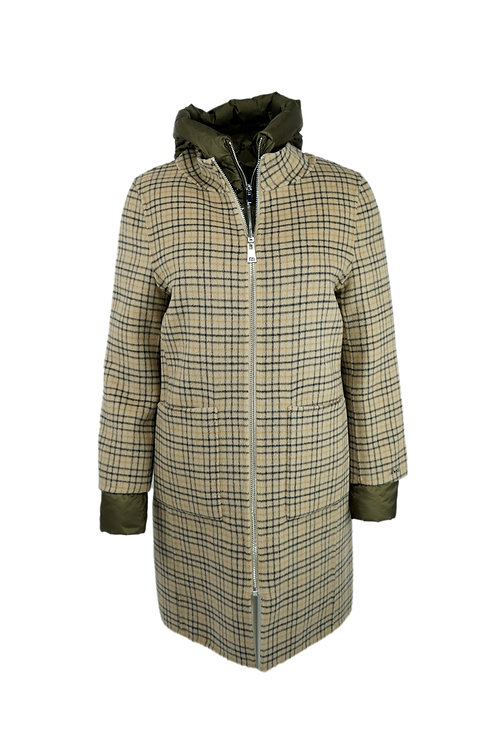 Oakwood Liliana Reversible Beige Coat