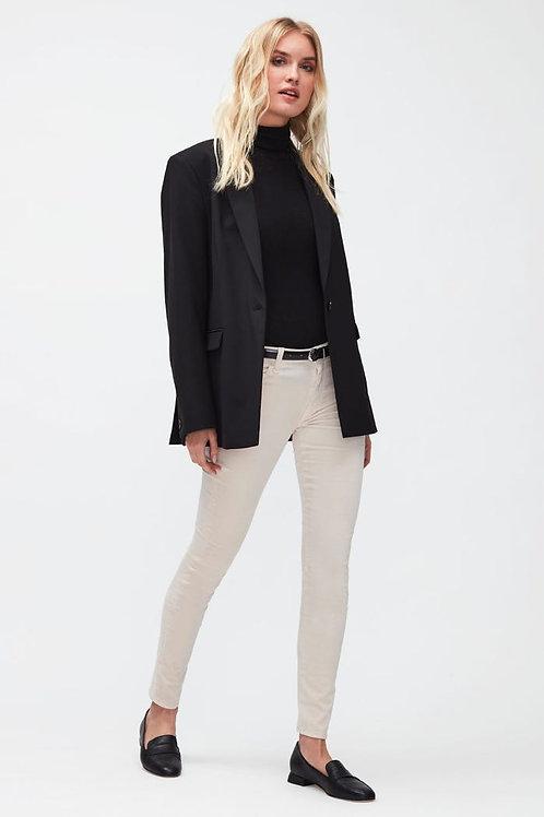 Seven For All Mankind Velvet Skinny Jeans