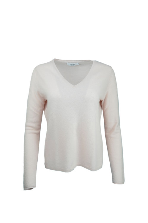 Not Shy V-Neck Cashmere