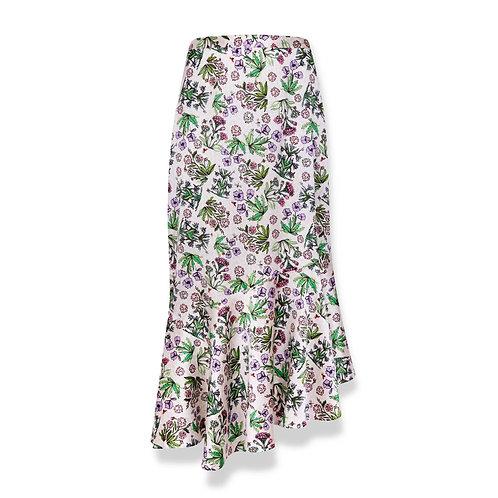 Jessica Russell Flint Side Frill Skirt Celia's Garden