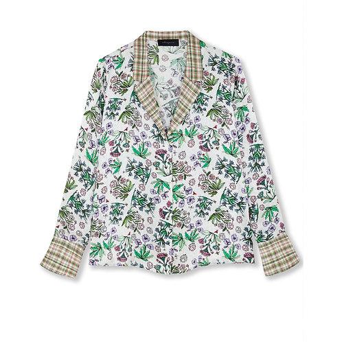 Jessica Russell Flint Blazer Shirt Celia's Garden