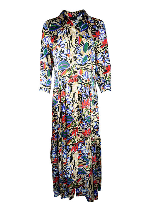 Jessica Russell Flint Shirt Dress