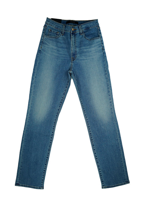 J Brand Teagan High-Rise Straight