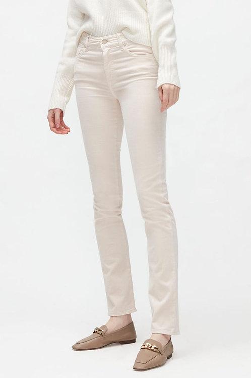 Seven For All Mankind Velvet Straight Jeans