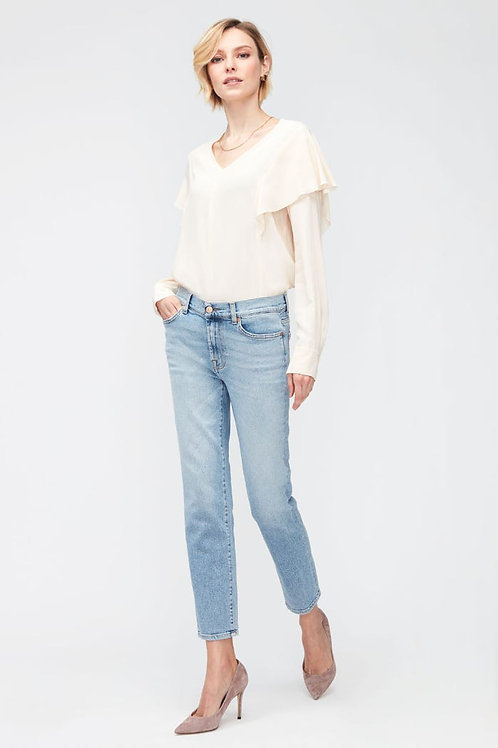 Seven For All Mankind Roxanne Ankle Luxe