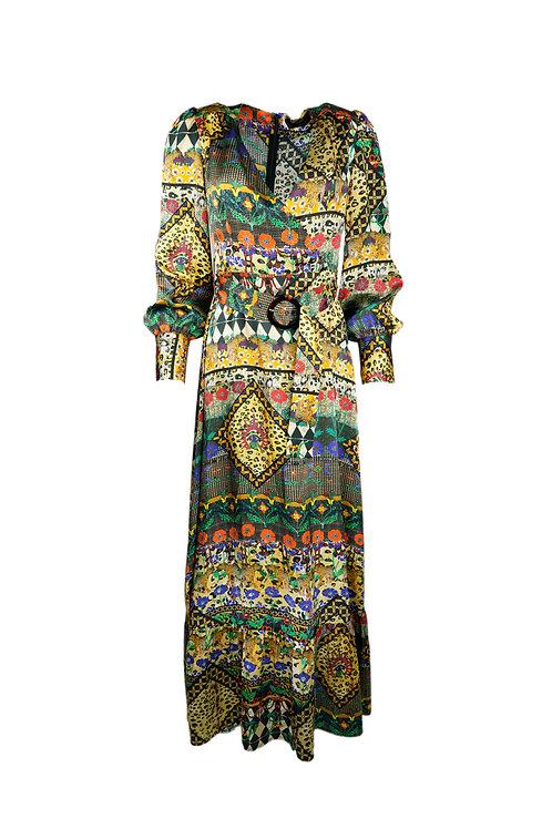 Jessica Russell Flint Maxi Dress