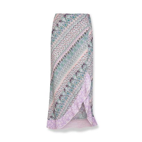 Jessica Russell Flint Frill Skirt Wilde Border