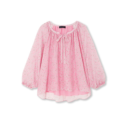 Jessica Russell Flint Peasant Blouse Daisy Belle