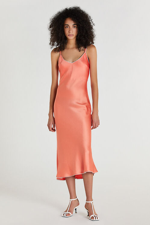 Patrizia Pepe Bejewelled Midi Dress