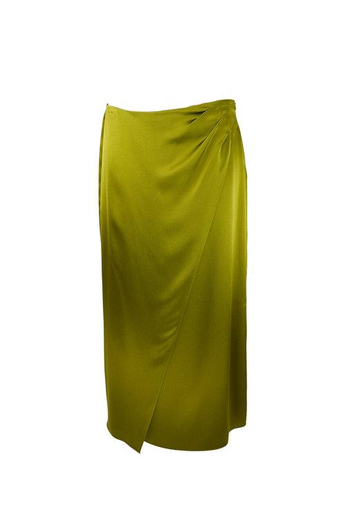 Vince Olive Skirt