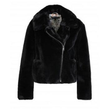 Oakwood Box Teddy Fur Jacket