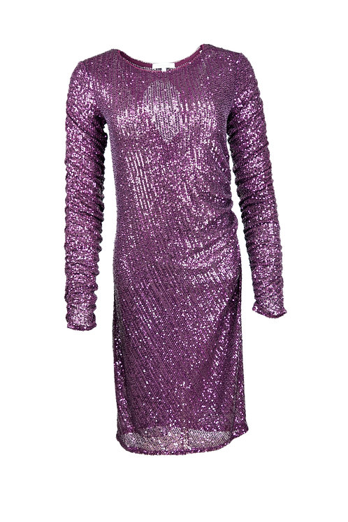 Patrizia Pepe Sequin Dress