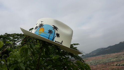 RONNEL straw hats - FedoraTintados