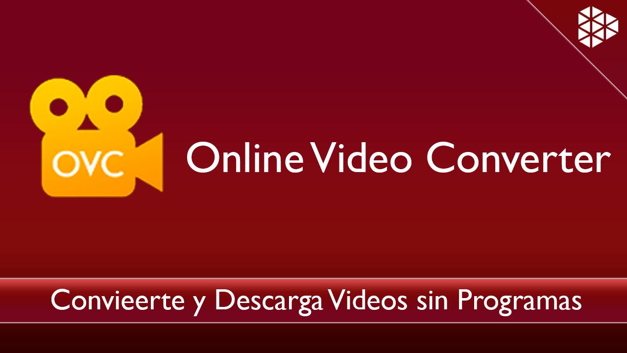 Online Video Converter (OVC) | inicio