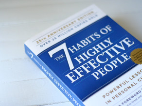 MY LEARNINGS FROM 7 HABITS OF HIGHLY EFFECTIVE PEOPLE