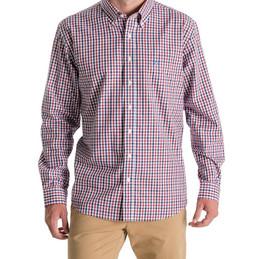 unisex-mens-button-down-shirt-front-mari