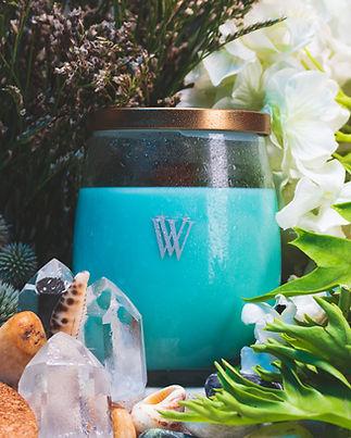 Aquar   Fragrance   Candle   Embrace Tranquility