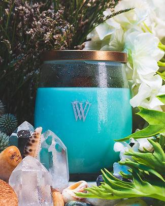 Aquar | Fragrance | Candle | Embrace Tranquility
