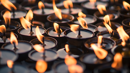 La Temple | Fragrance | Candle | Be Blessed |