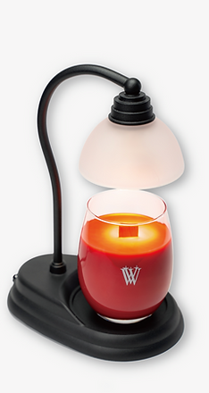 Vivawang International   Moon Light   Candle Warmer